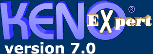 Keno Expert® v7.0